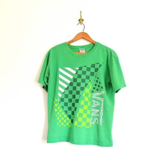 Vans Skateboard Shoes Tee Shirt - Vintage 90s Skat
