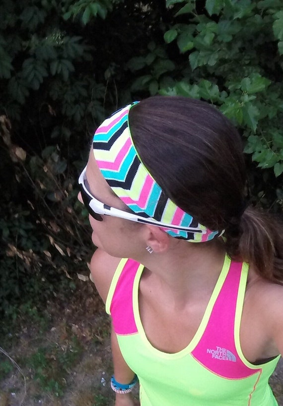 Yoga Hair Bands Fitness Headbands Workout Headbands Etsy