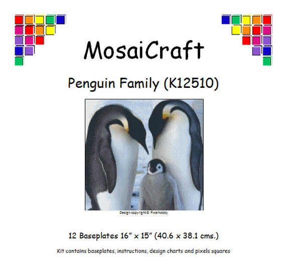 MosaiCraft Pixel Craft Mosaic Art Kit /'Text Speak/' Pixelhobby