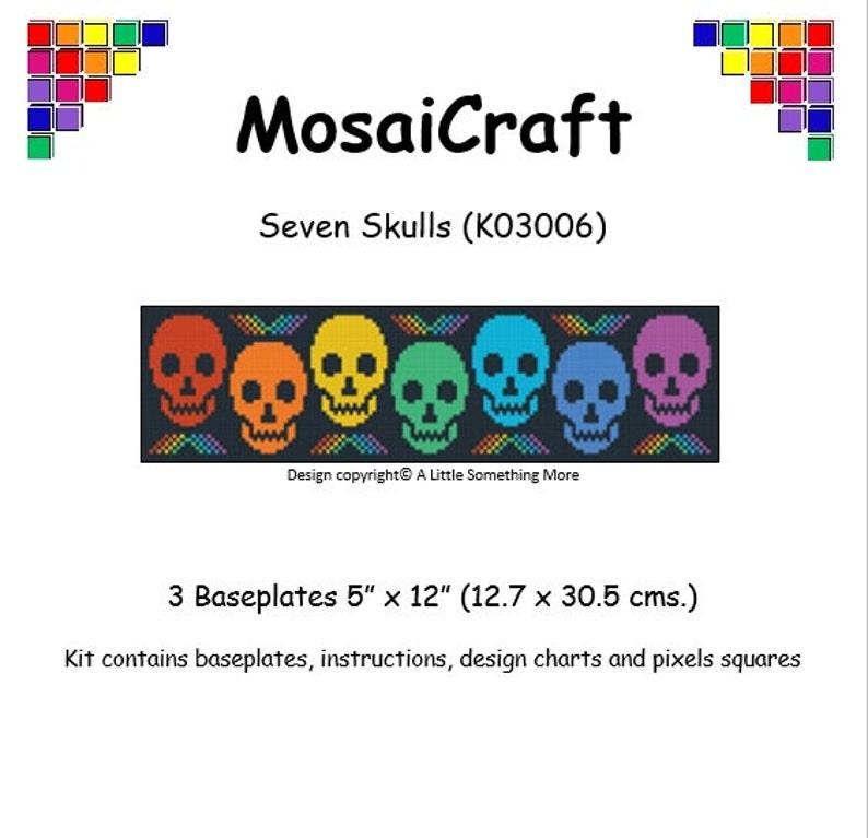 MosaiCraft Pixel Craft Mosaic Art Zodiac Kit /'Cancer/' Pixelhobby