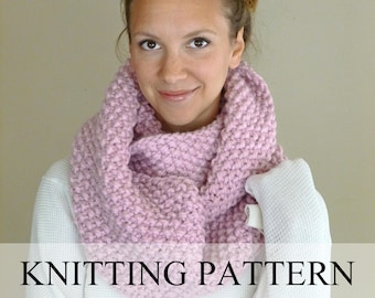Knitting Pattern Mommy And Me Cowls Toddler Child Adult Etsy