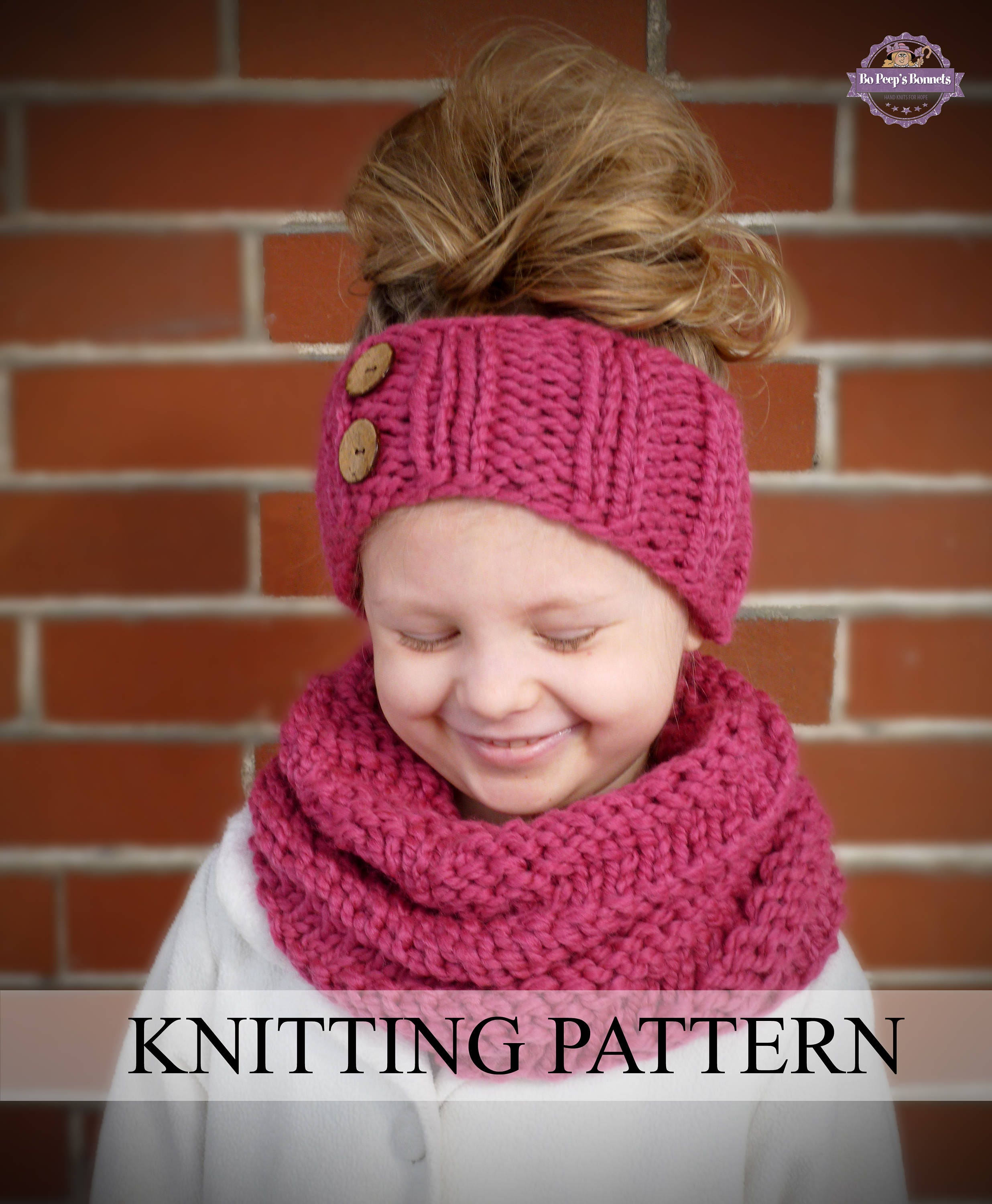 Child Scarf Knit Pattern Cool Design Inspiration