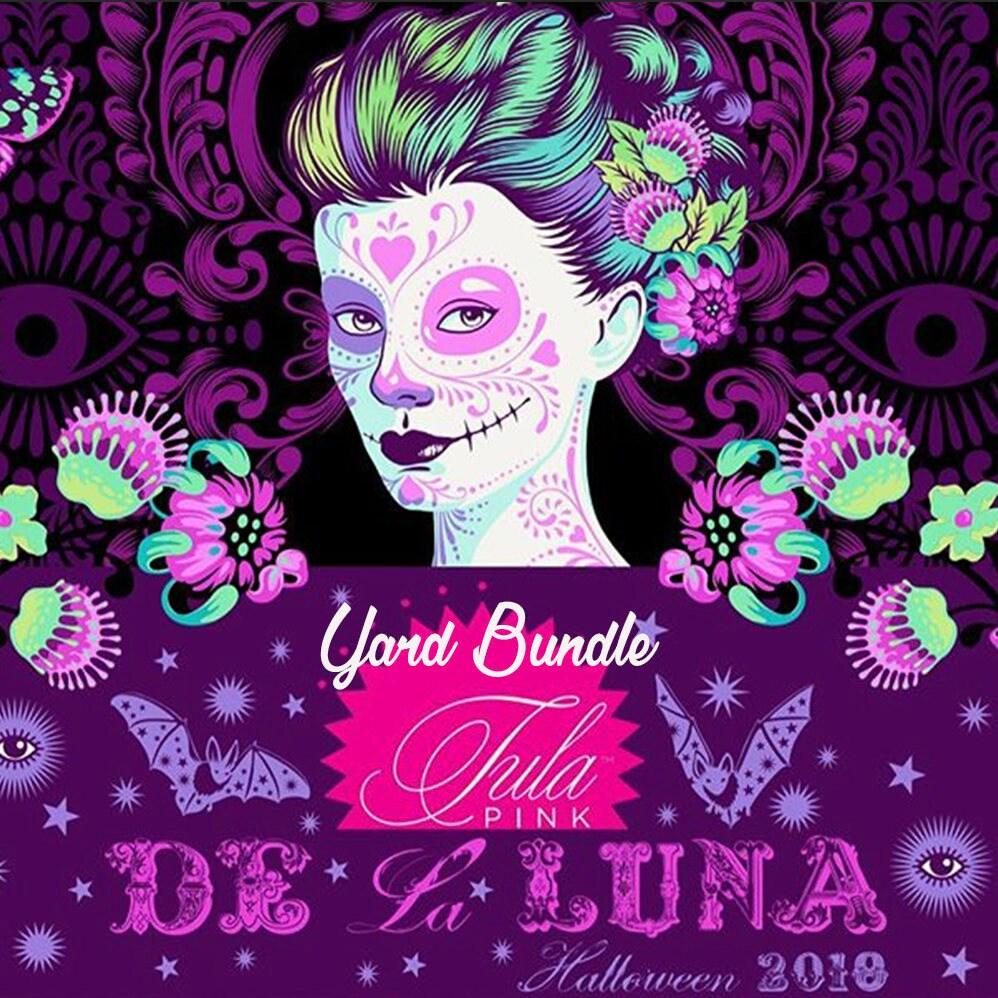 De La Luna Luna Luna par Tula rose pleine Cour Bundle 5a0cec