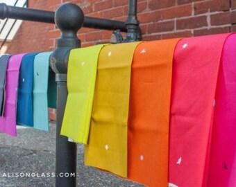 Insignia Fat Quarter Bundle by Alison Glass for Andover fabrics