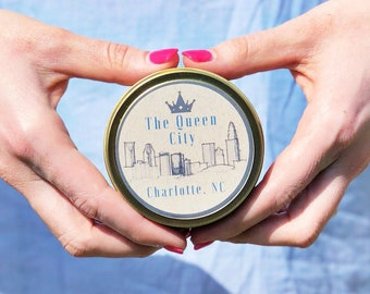 Queen City Candle | 6oz Travel Tin