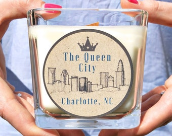 Queen City Candle | 12oz Glass Jar