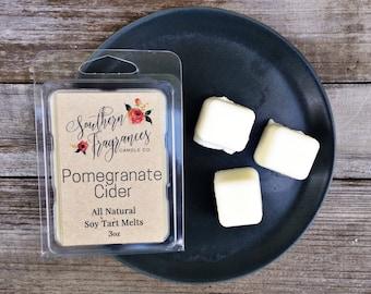 Pomegranate Cider Soy Tart Melt