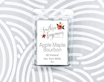 Apple Maple Bourbon Soy Tart Melt