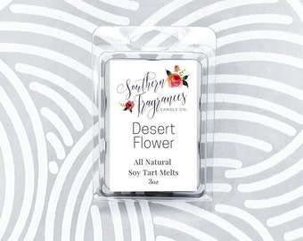 Desert Flower Soy Tart Melt