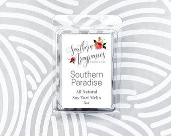 Southern Paradise Soy Tart Melt