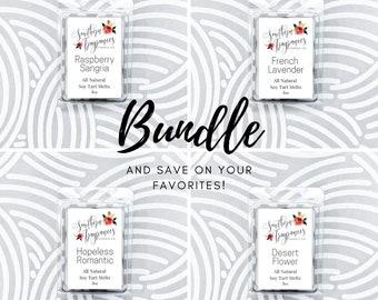 Bundle + Save on Your Favorite Tart Melts | Choose Any 2 Fragrances!