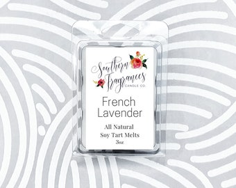 French Lavender Soy Tart Melt