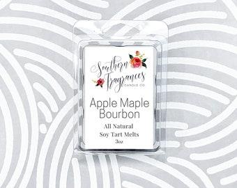 Apple Maple Bourbon Soy Tart Melt