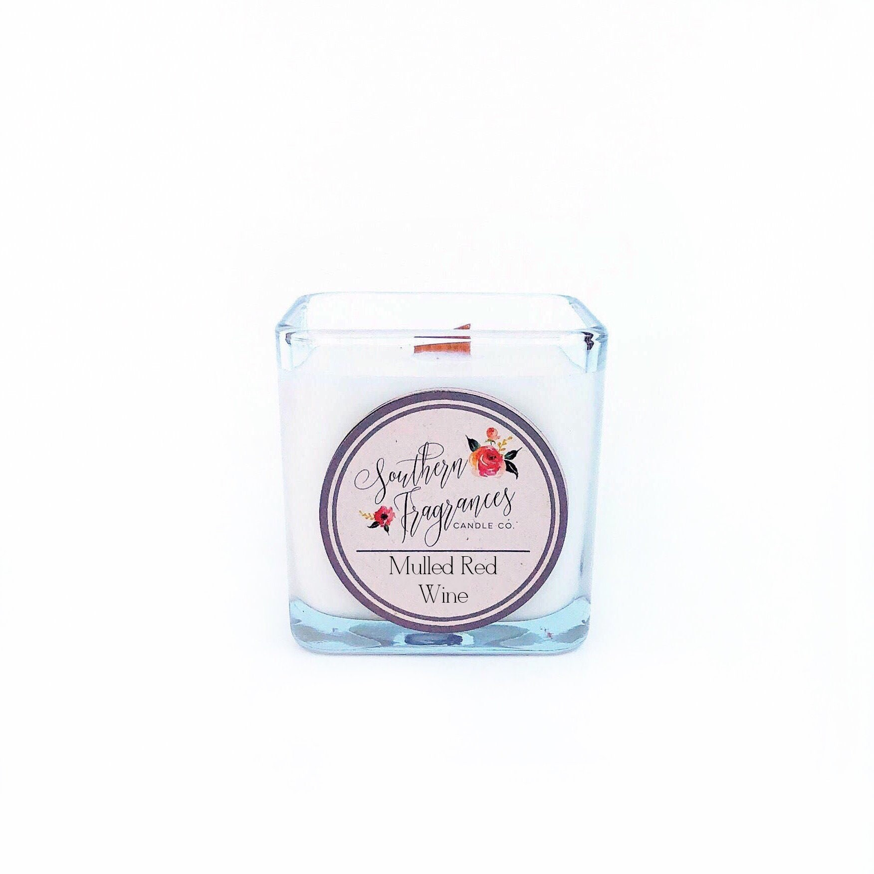 Mulled Red Wine Soy Candle | 12oz Soy Candle