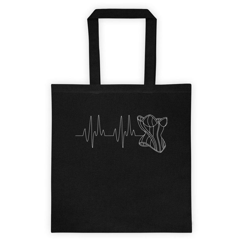 Live For Corsetry Tote bag