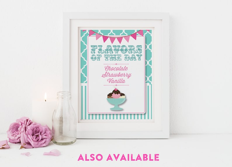 1be99d6c23a Ice Cream Bridal Shower Invitation Here s the Scoop