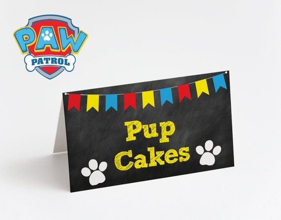 This is a picture of Paw Patrol Logo Printable regarding insignias