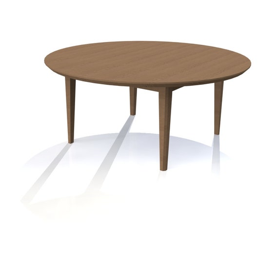 Amazing New Design 42 Round Coffee Table 100 Solid Wood Choose From Walnut Mahogany Maple Cherry Ash White Oak Red Oak Beech Lamtechconsult Wood Chair Design Ideas Lamtechconsultcom
