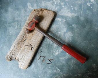Vintage Teco Master Ball Peen Hammer | Machinist Mechanic Hammer | 31.8 oz Ball Pein Hammer | Peening Hammer | Eatons Canada | Industrial
