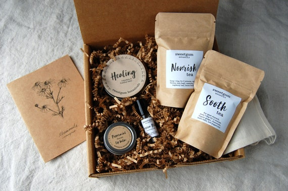 picture of the herbal care kit