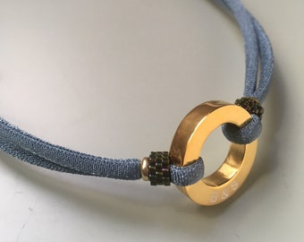 Necklace RONDANA DELICA /Sterling silver/Vermeil.
