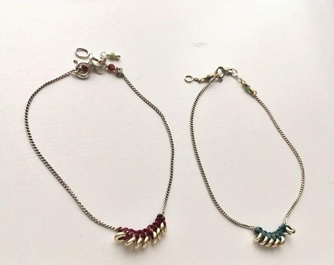 TAIPEI Macrame Bracelet