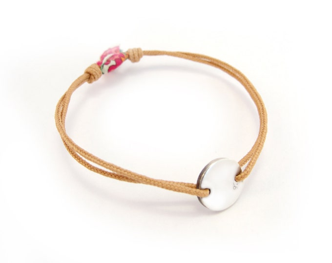 Personalized bracelet ONE.
