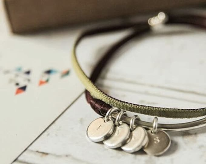 SEI Bracelet Small with initials or names