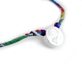 Collar Medalla Virgencita