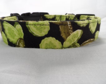 Pickles Dog Collar
