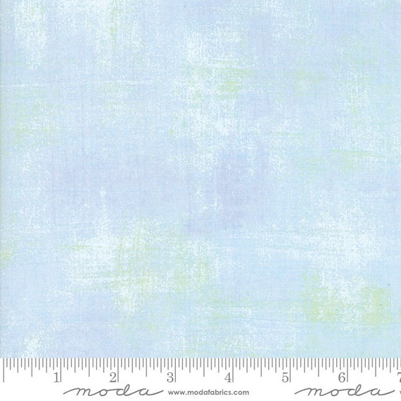 Grunge Basics Clear Water Aqua Blue, Quilt Fabric by the Yard, 30150 406