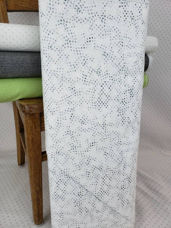 Modern Background Paper Steel Off White, Neutral Blender by Zen Chic for Moda Fabric by the Yard 1586 12