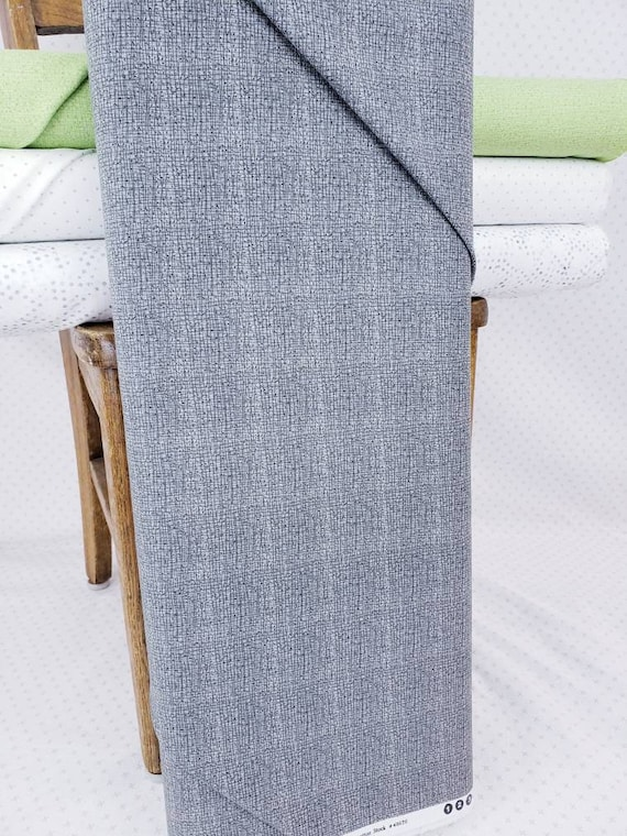 Pebble Grey Solana Thatched by Robin Pickens for Moda Fabric by the Yard 48626 24