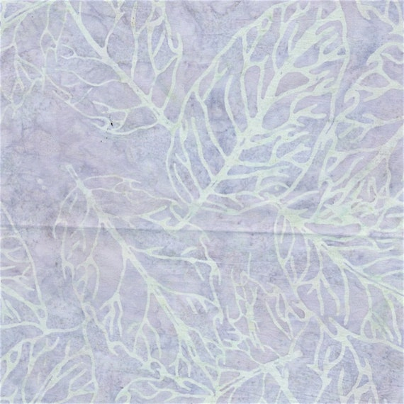 Light Purple Frost Malam Batik by Jinny Beyer for RJR Fabrics, Fabric by the Yard 2145 9