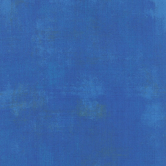 Grunge Basics Royal Blue, Quilt Fabric by the Yard, 30150 300