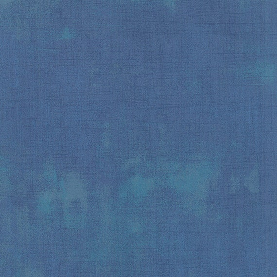 Grunge Basics Sea Blue, Quilt Fabric by the Yard, 30150 301