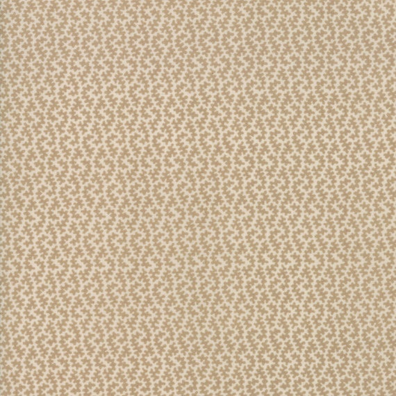 Vive La France Pearl and Tan, Background Neutral Prints By French General For Moda Quilt Fabric by The Yard 13838 13