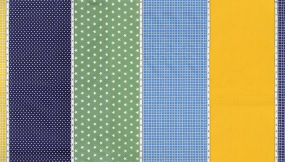 Sweet Harmony Green Star American Jane Reproduction Four In One,  Moda Quilt Fabric by The Yard 21750 15