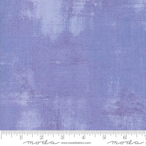 Grunge Basics Sweet Laveder, Moda Quilt Fabric by the Yard, 30150 383