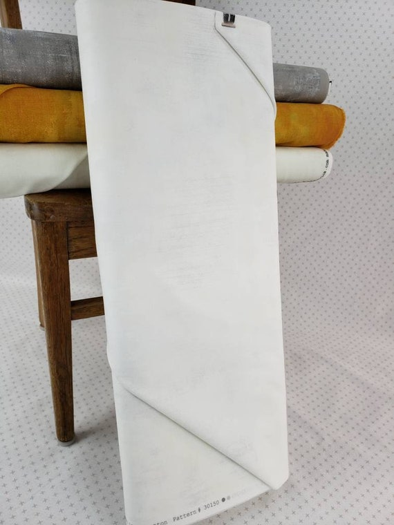 Grunge Basics White Paper,  Modern Textured Backgrounds,  Tonal Blender Material For Quilting, Moda Quilt Fabric by the Yard, 30150 101