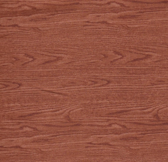 Wood Grain Design In Brown From Landscape Medley for Elizabeth's Studio, Quilt Fabric by the Yard, 481 Brown