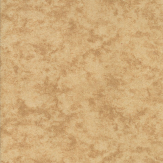 Tan Marbled Solid Flannel From Holly Taylor Fall Impressions Moda Fabric By The Yard 6706 11F