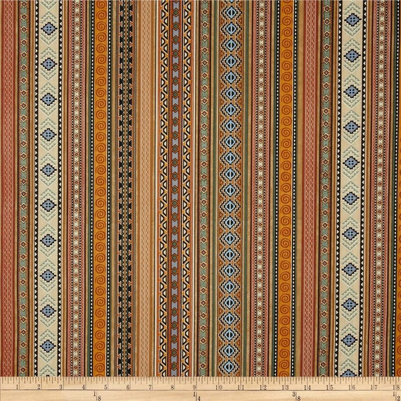 Country Cabin Stripe by Dan Morris, Quilt Fabric by the Yard, 1608