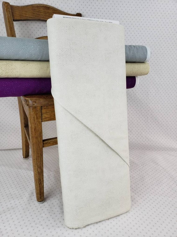 Ecru Light Beige Spotted Solid From Moda Fabrics, Fabric Designer Zen Chic, Textured Background Quilt Fabric by the Yard 1660 86