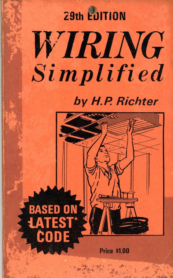 1968 Reference Book Wiring Simplified