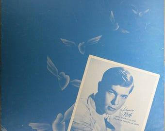"1951 Sheet Music, ""Cry"""