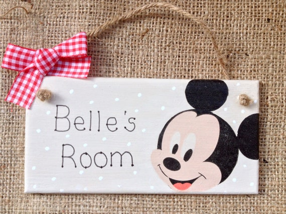 Inspired Personalised The Gruffalo Plaque Door Bedroom Sign Girl Boy Playroom ⭐