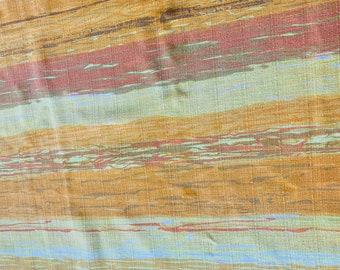 Kitchen Kitch Le Ciel Collection Handworks Fabric Japanese cotton linen SL10037S-E brown