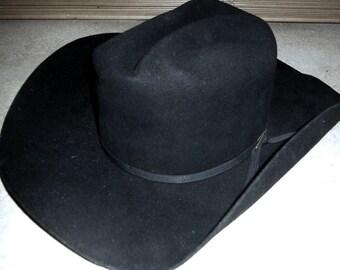 77286ebe7b3 Men s Vintage Stetson Cowboy Hat