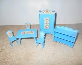 Retro Doll House Furniture